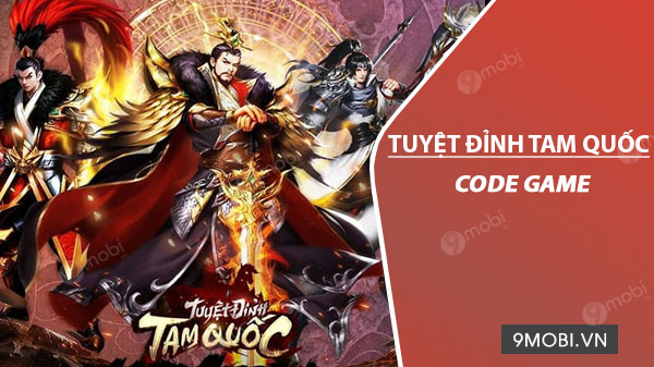 code game tuyet dinh tam quoc
