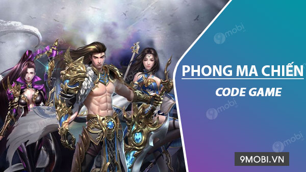 code game phong ma chien