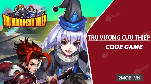 code game tru vuong cuu thiep