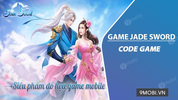 code game jade sword