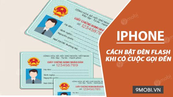 cach tra cuu chung minh thu nhan dan tren dien thoai android iphone