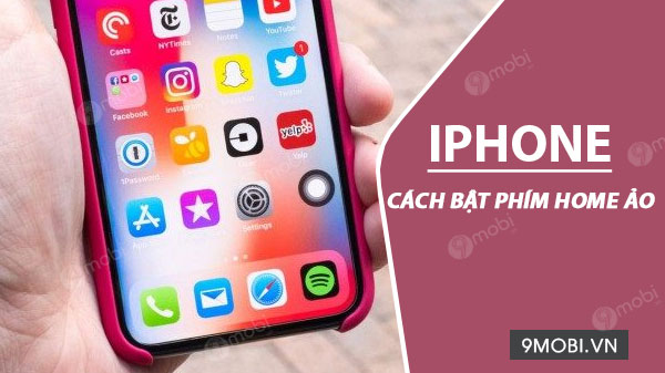 cach bat phim home ao iphone ipad