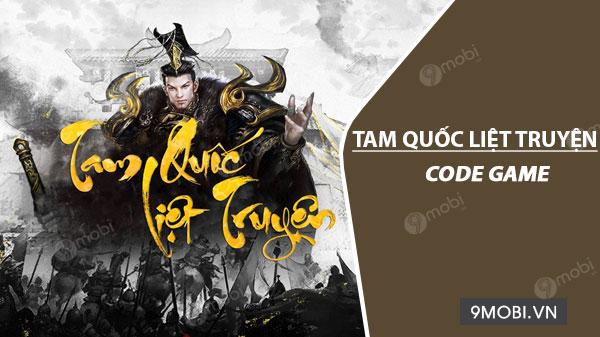 code game tam quoc liet truyen