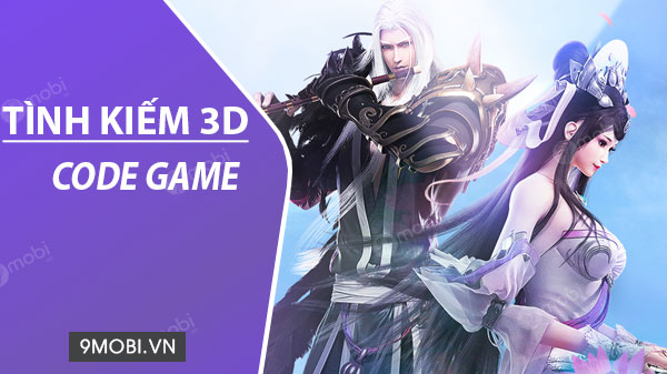 code game tinh kiem 3d