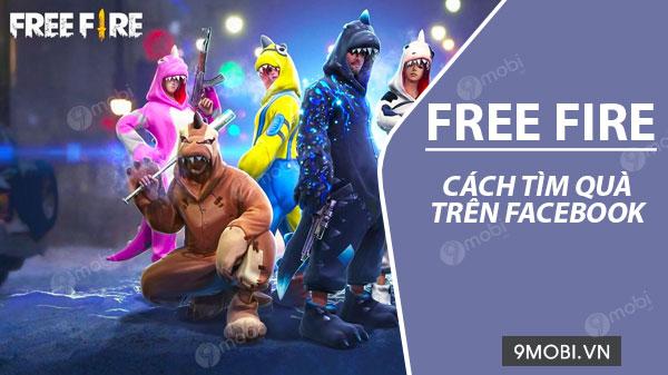 cach tim tren facebook qua free fire