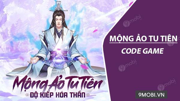 code game mong ao tu tien