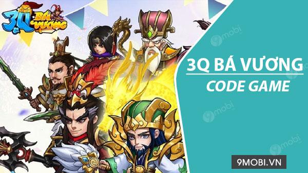 code game 3q ba vuong