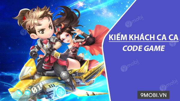code game kiem khach ca ca