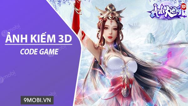 code game anh kiem 3d