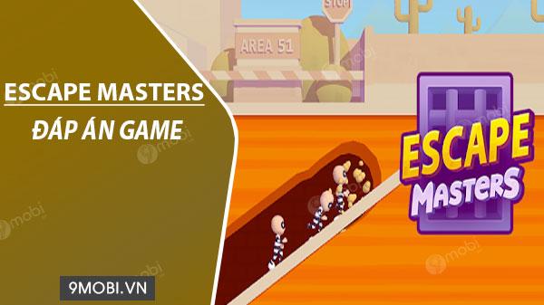 dap an game escape masters