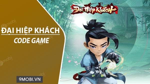 code game dai hiep khach