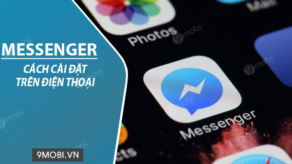 tai facebook messenger tren dien thoai