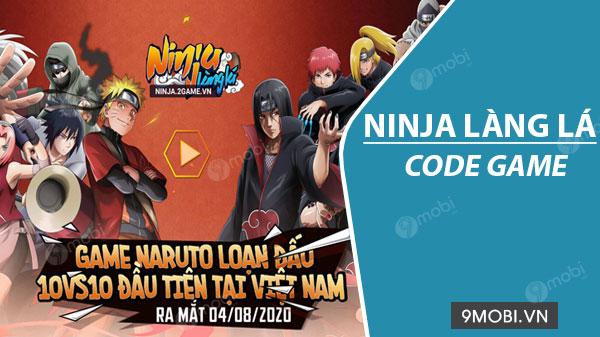 code game ninja lang la