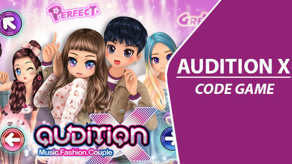 code game auditionx