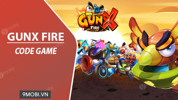 code game gunx fire