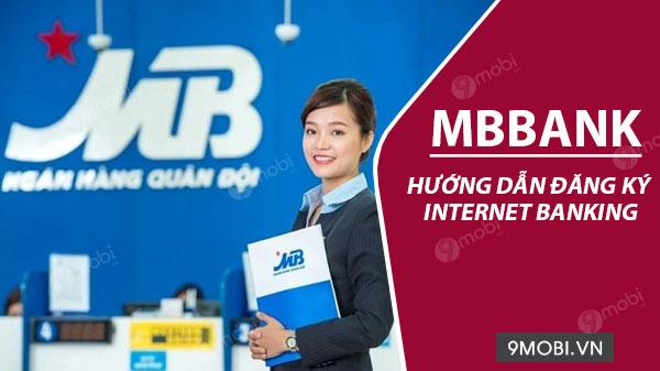 cach dang ky internet banking ngan hang mbbank tren dien thoai