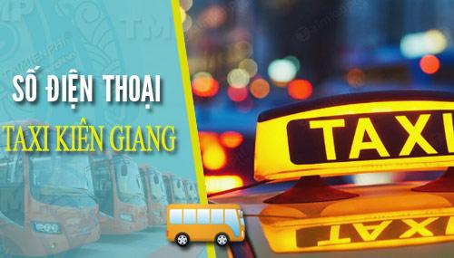sdt taxi kien giang