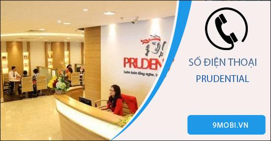 Số điện thoại Prudential, Địa chỉ chi nhánh, văn phòng Prudential tại
