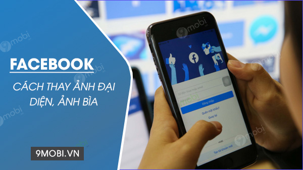 Thay anh bia Facebook
