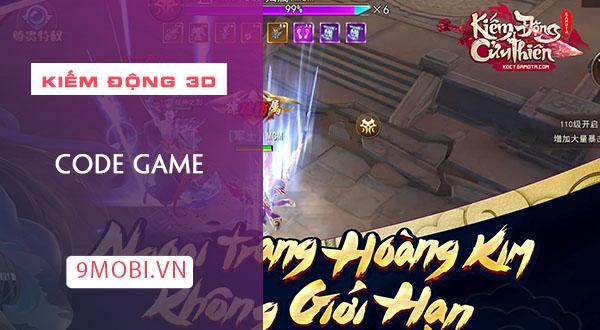 code game kiem dong 3d