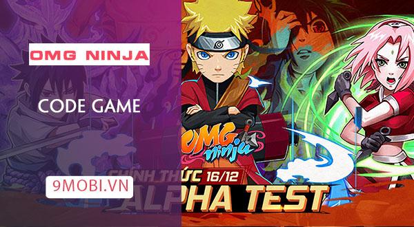 code game omg ninja