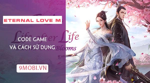 code game eternal love m