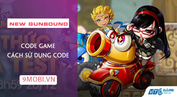 code new gunbound