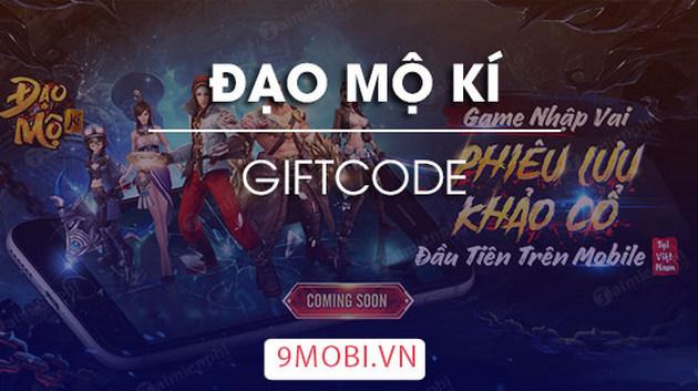 code game dao mo ky mobile
