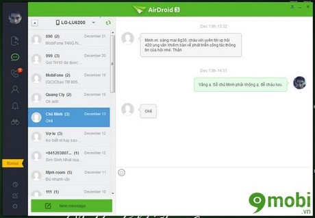 tai AirDroid 3 cho Android