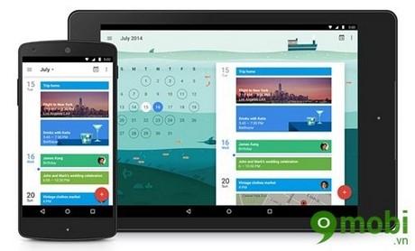 các cải tiến trong Android 5.1