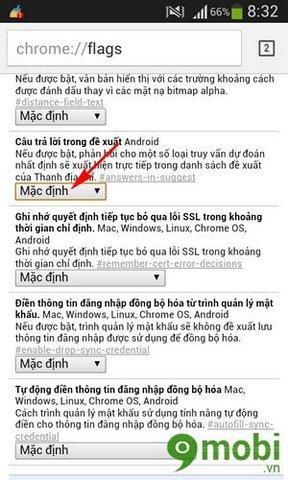các tính năng hay của Google Chrome