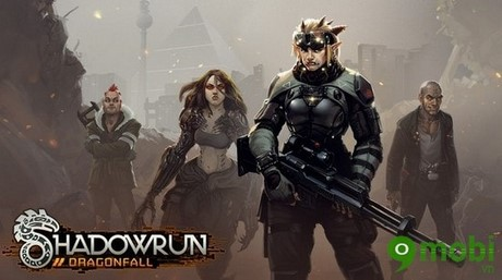 tải game Shadowrun: Dragonfall cho Android