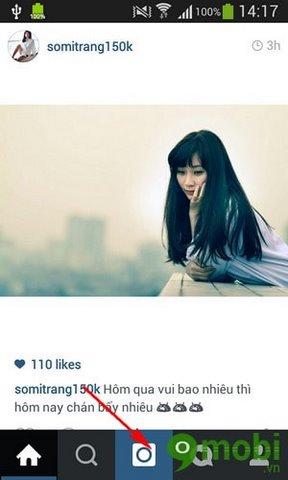 cach dung Instagram