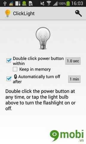 tai ClickLight cho Android