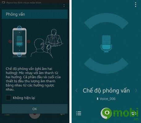 cách ghi âm trên Galaxy Note 4