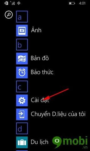 Khắc phục lỗi 80860010 khi tải ứng dụng trên Lumia
