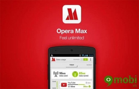 tai Opera Max cho Android