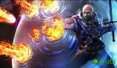 tai game The Witcher Battle Arena cho Android