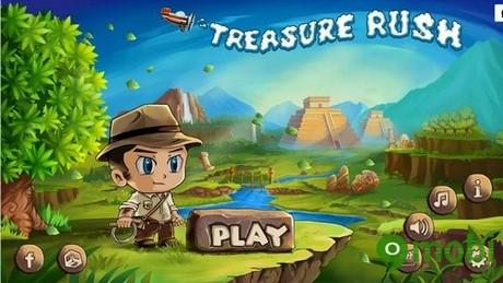 tai game Treasure Rush cho Android