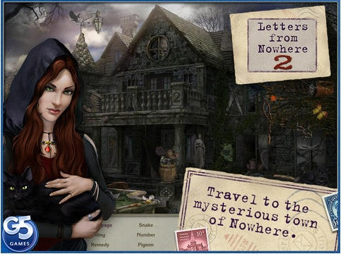 Letters from Nowhere HD for iOS mien phi