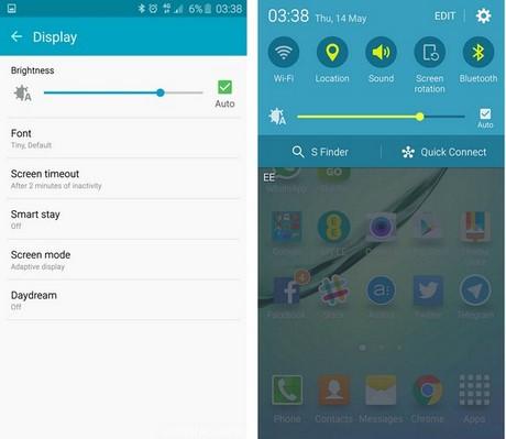 Mẹo tiết kiệm pin trên Samsung Galaxy S6