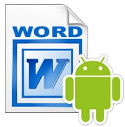word cho android