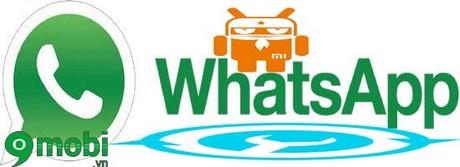 fix loi whatsapp