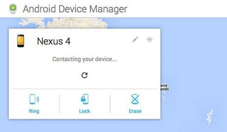 Cách kích hoạt định vị thiết bị android