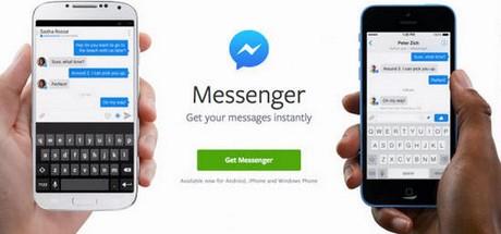 chuyen tien qua facebook messenger