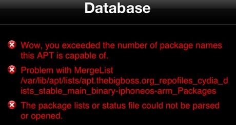 cydia loi database