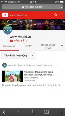 xem video iphone bi giat