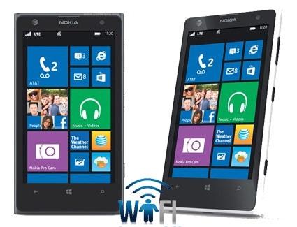 Lumia 720 loi Wifi