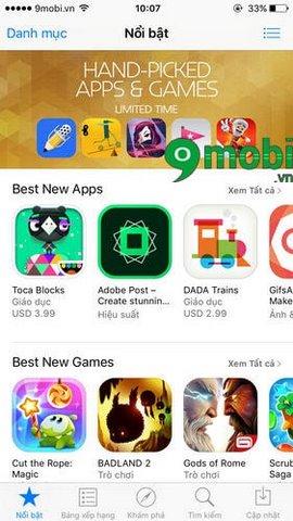 Ứng dụng iOS miễn phí, tại sao có App iOS giá... 0 đồng