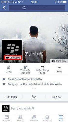 lam avatar facebook bang video